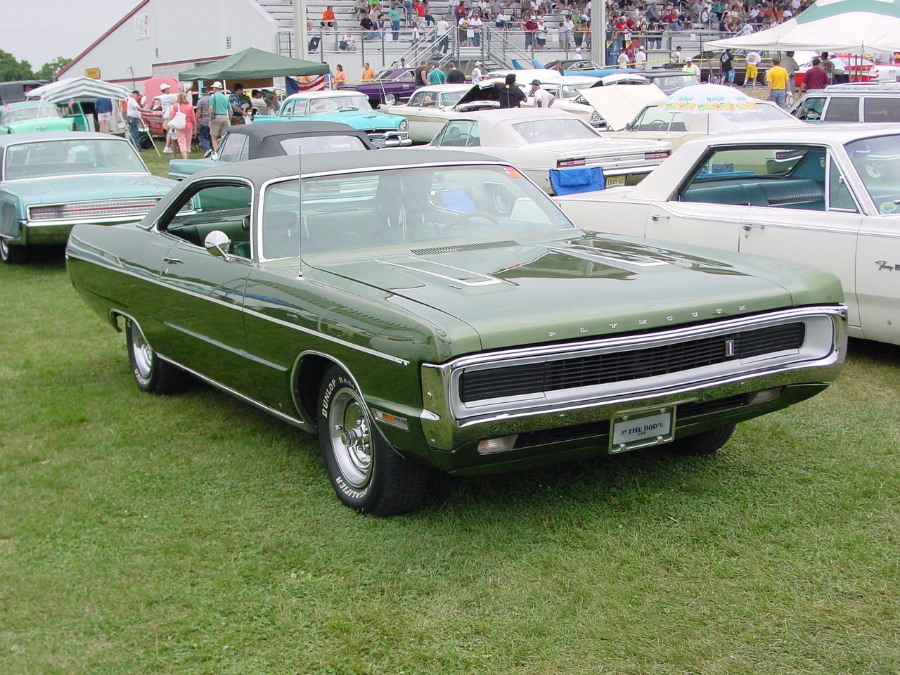 1970 Plymouth Fury GT